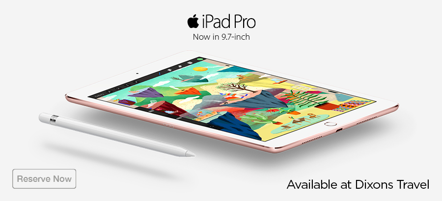 Apple iPad Dixons