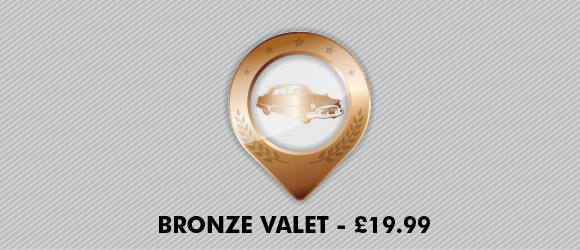 Bronze Valet