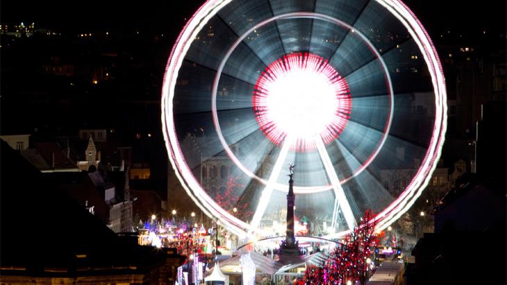 Brussels Ferris Wheel