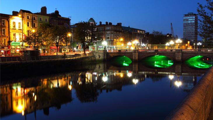 Dublin, Ireland Rugby Destination
