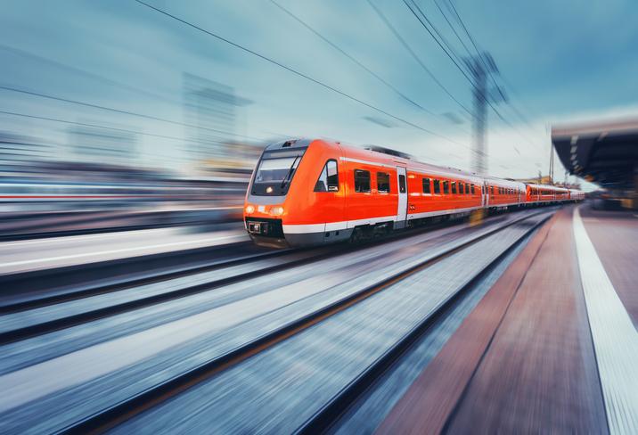 Train transfers