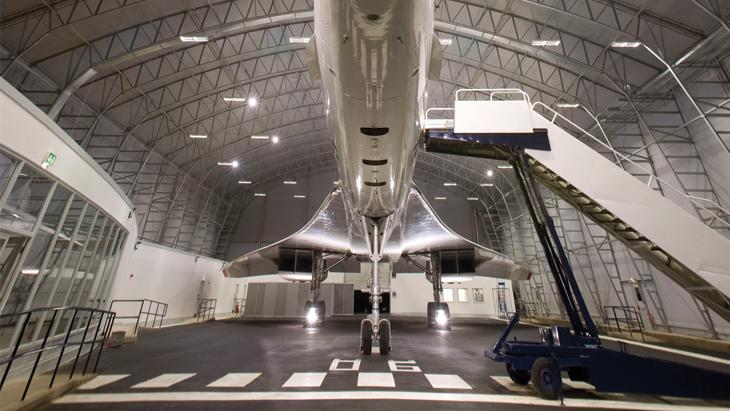 Concorde Runway Visitor Park
