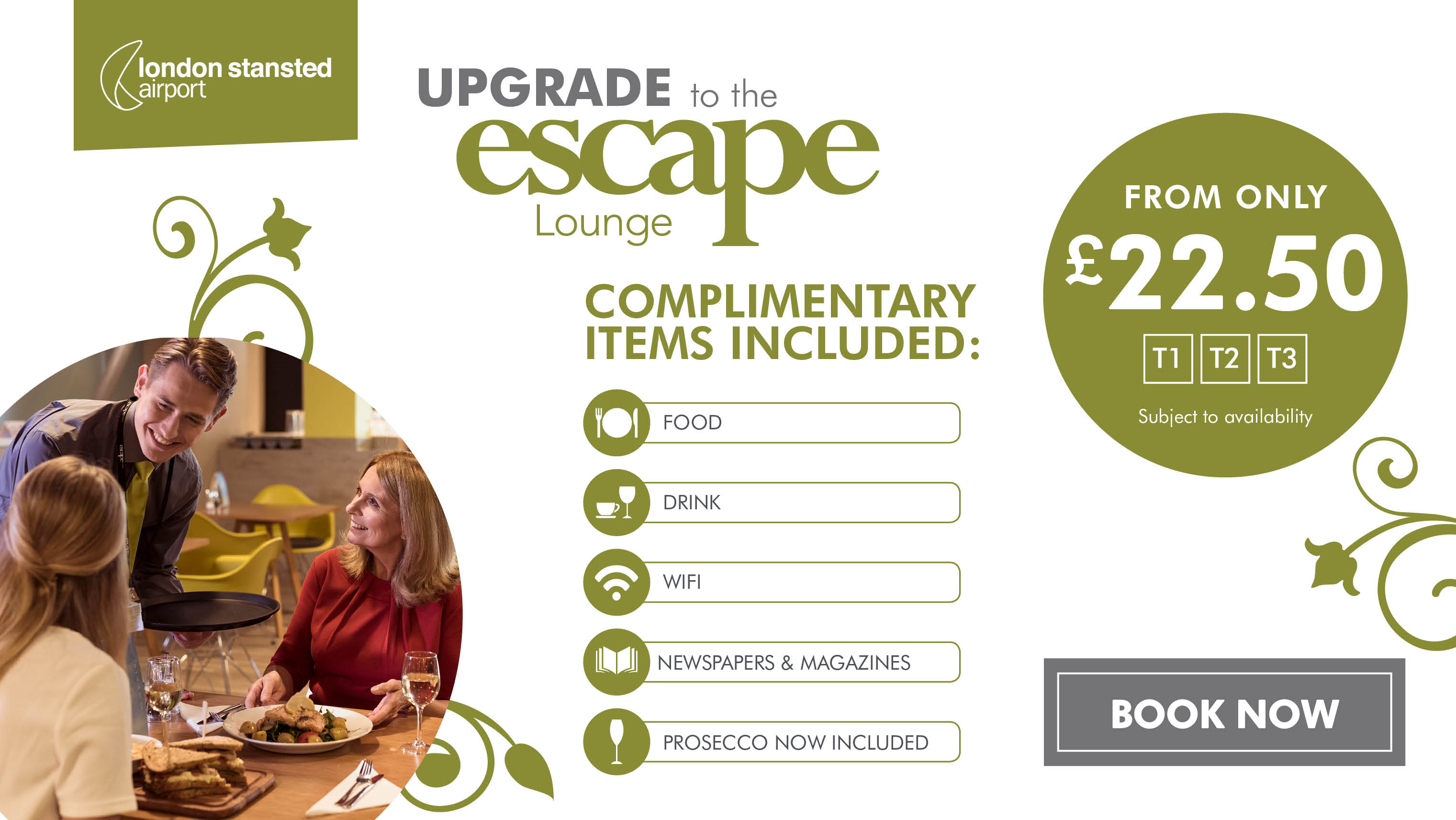 escape homepage