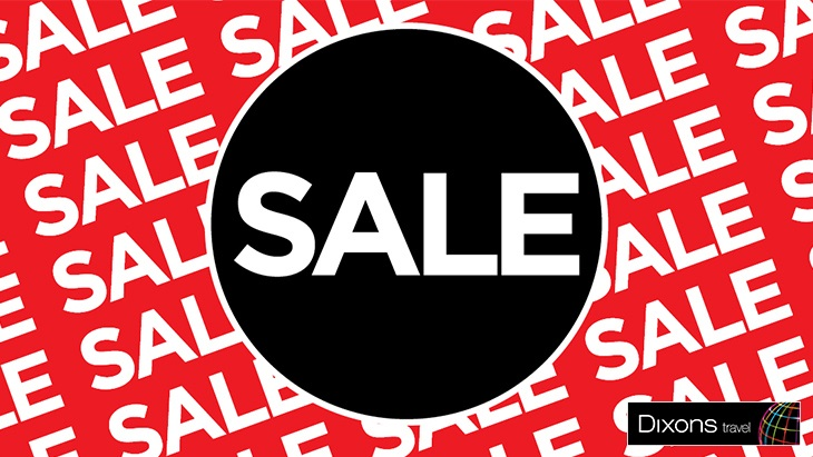 Dixons January Sale