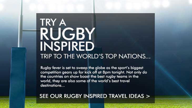 Rugby Destinations