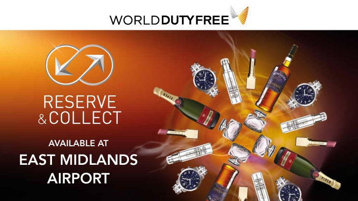 Summer Fragrances at World Duty Free