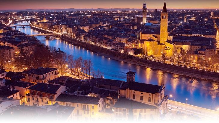 Verona Evening