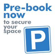 Pre-book to secure your space