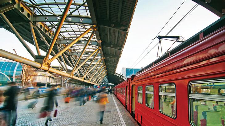 Train Platform