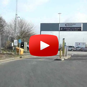 Long Stay Terminal 1 & Terminal 3 Directional Videos | Manchester Airport
