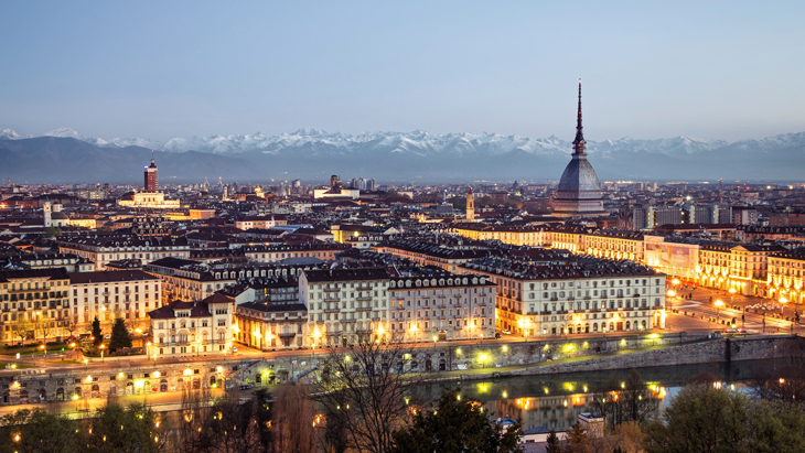 Football Championship Destination Turin