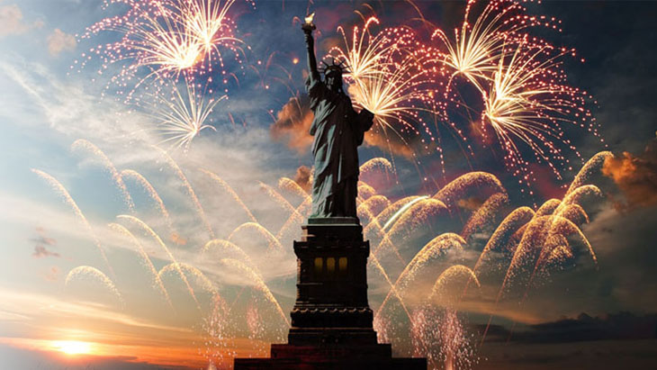 Statue of Liberty Celebrations