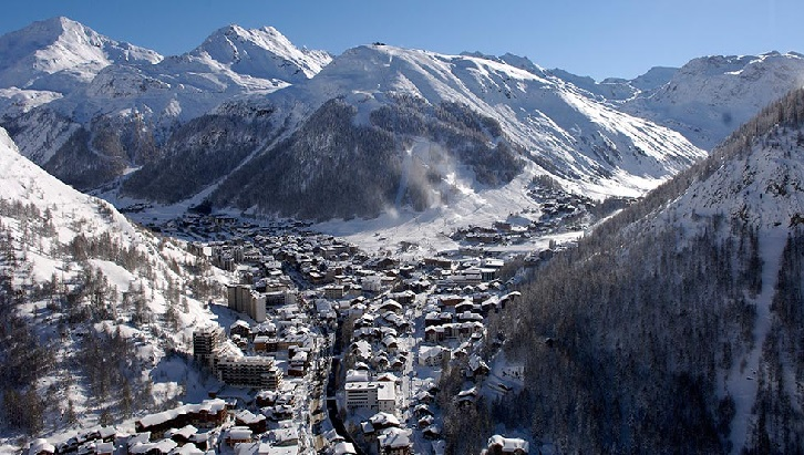 Chambery - Val d'Isère