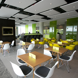Manchester Airport Terminal 3 Escape Lounge Restaurant