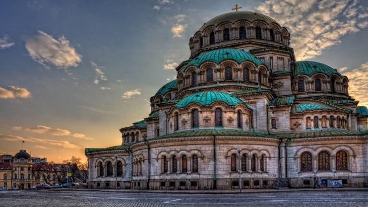 Sofia St.Alexander Nevsky Cathedral