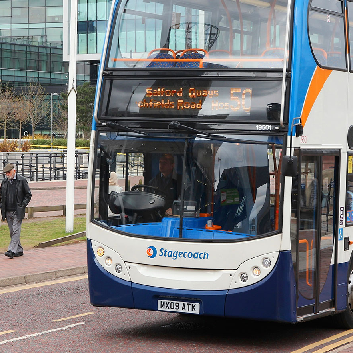Salford Bus Route