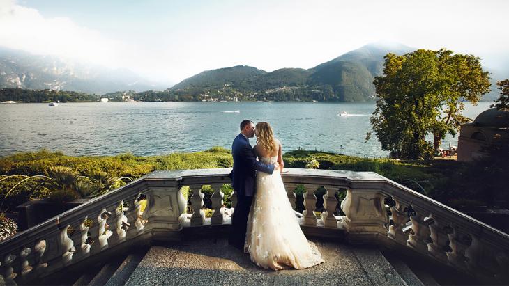Lake Como Wedding Ideas