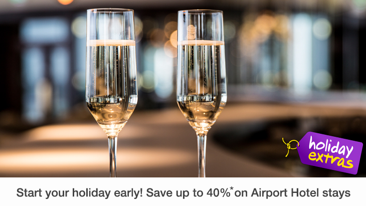 Manchester Airport Hotels, Holiday Extras