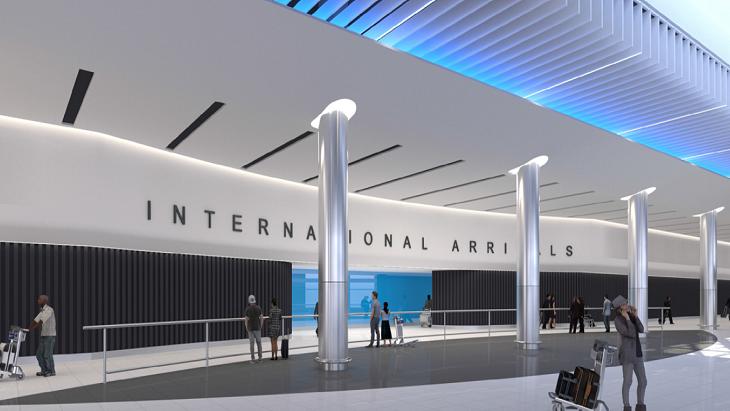 Manchester Transformation Terminal
