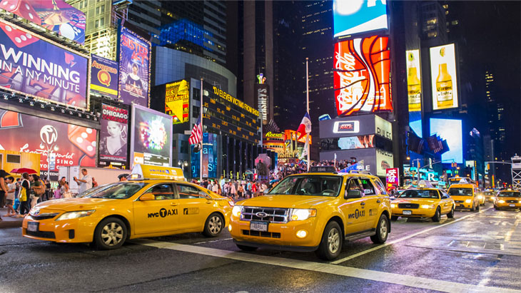 Holidays to New York from Manchester Airport