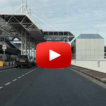 Pick Up & Drop Off Terminal 2 Directional Video | Manchester Airport