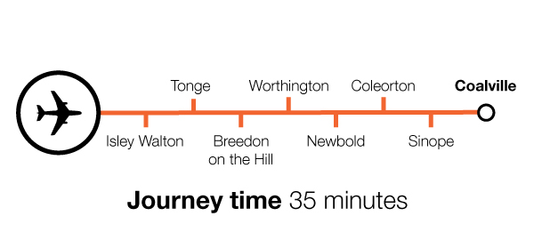 Coalville Route