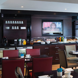 Crowne Plaza Hotel Gallery Image One