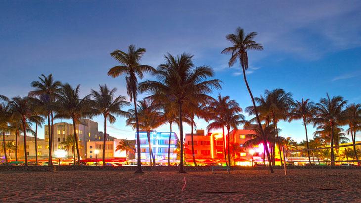 Holidays to Miami from Manchester Airport