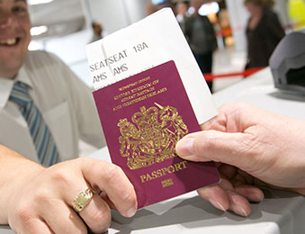 Passports & Visas