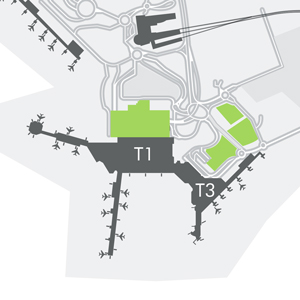 Terminal 2 Multi Storey Car Parking Maps