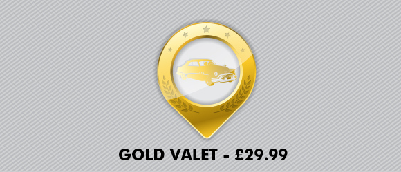 Gold Valet Service at Stansted Airport