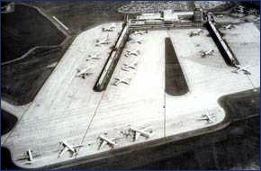 Manchester Airport 1964