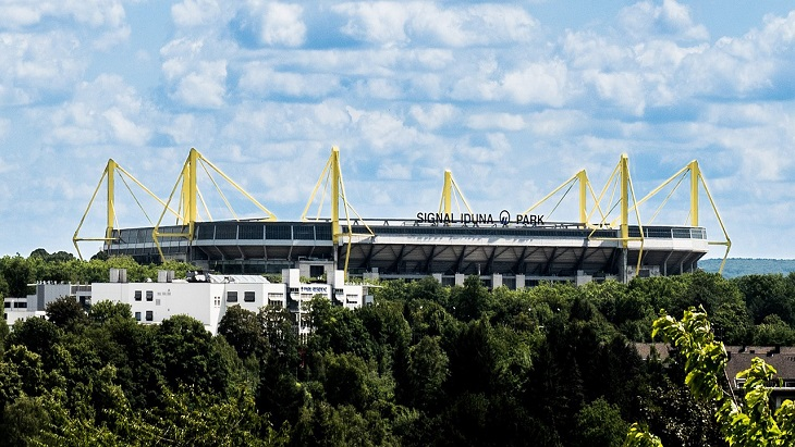 Football Championship Destination Dortmund