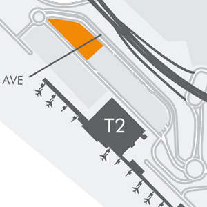 Terminal 2 Meet & Greet Car Parking Maps