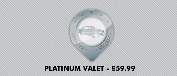 Platinum Valet service at Stansted Airport