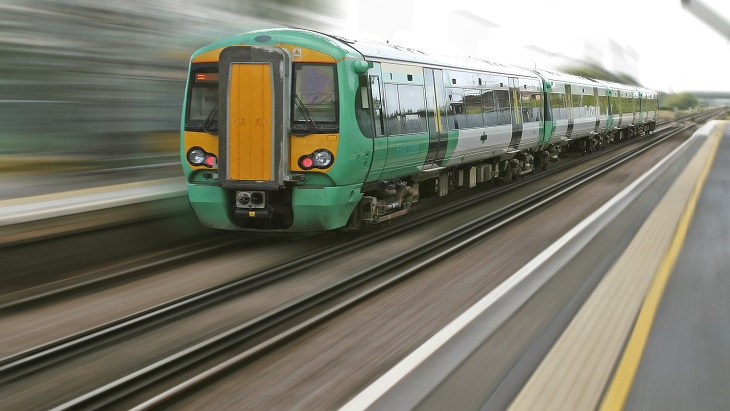 Trains to Eastern England and Birmingham Image