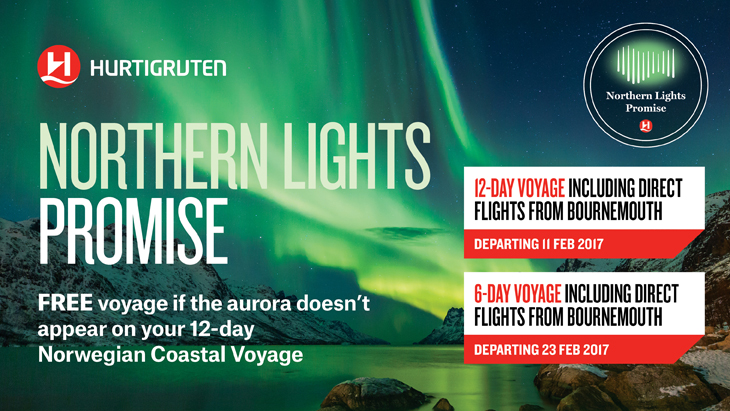 Hurtigruten Northern Lights Voyage