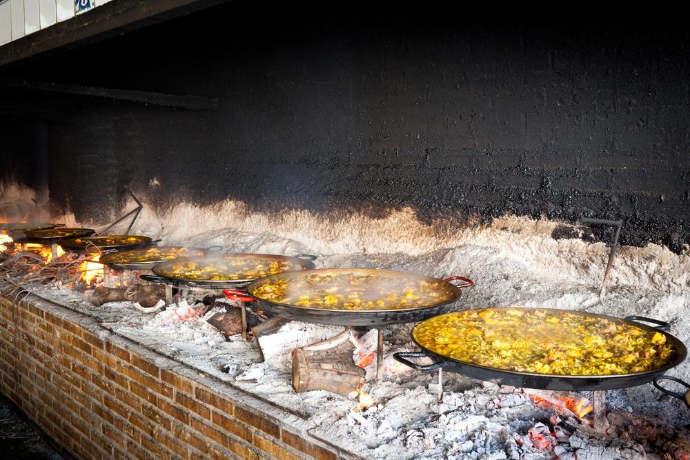 Valencia cuisine