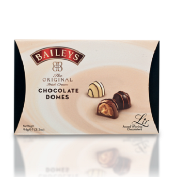 Baileys Chocolate Domes