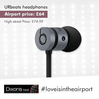 Dixons Travel URbeats headphones