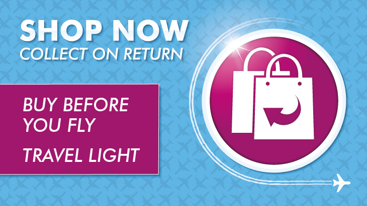 Shop Now Collect on Return