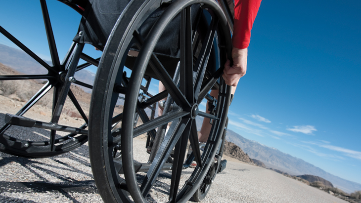 Travelling with your own mobility equipment