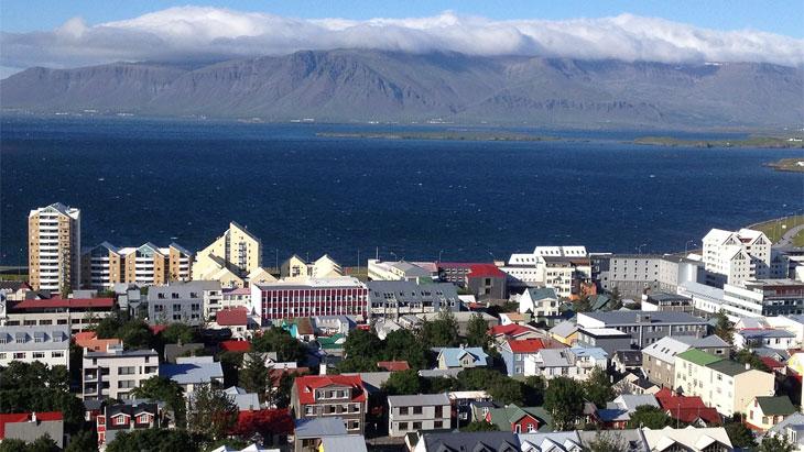 Reykavik Sea