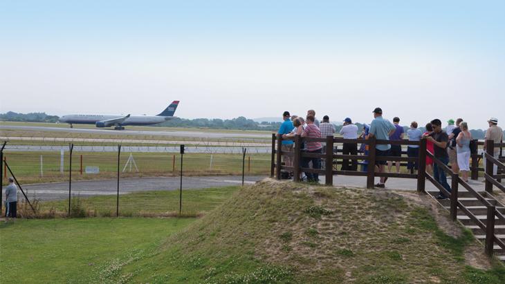 Runway Visitor Park