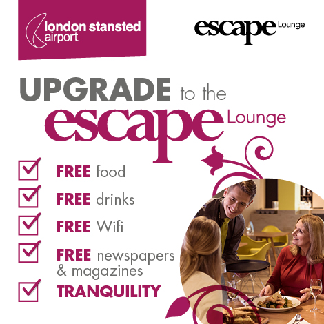 Escape Lounge Benefits
