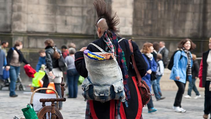 Edinburgh Fringe International Festival