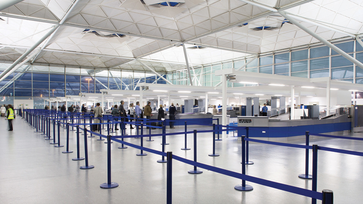 London Stansted Airport Press Packs