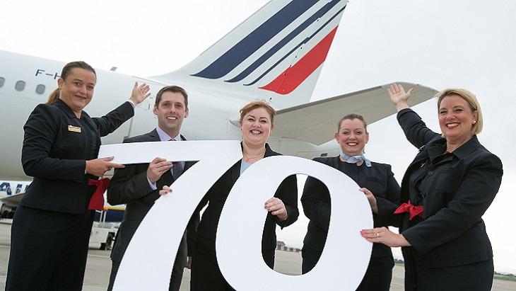 Air France 70 Anniversary