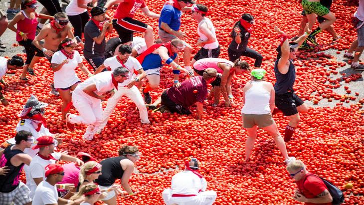 La Tomatina International Festival