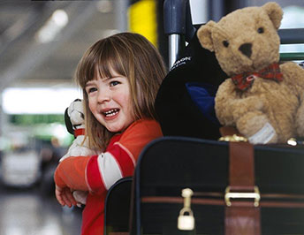 Travelling with Children Image
